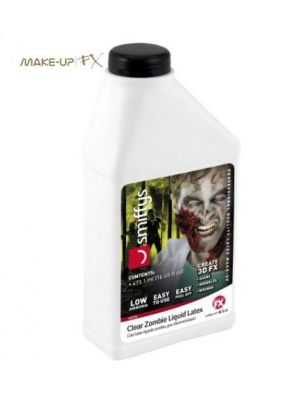 Zombie Liquid Latex Low Ammonia 473.17ml 44716