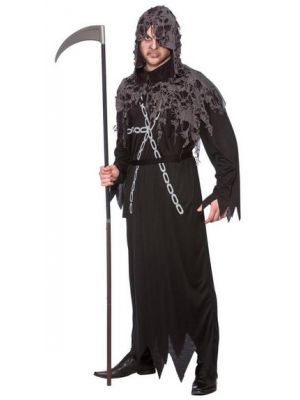 Zombie Reaper Costume  HM-5535