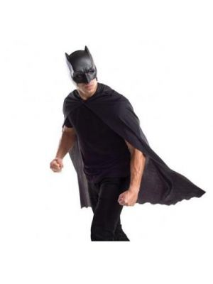 Batman Adult Cape With Mask 32670