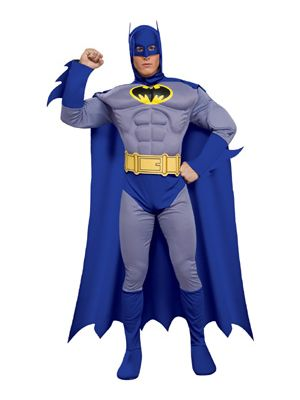 Batman Costume Dc Comics 889054