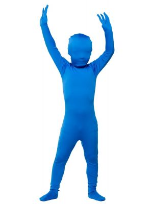 Kids Skinz - Blue Wicked Costumes
