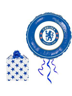 Chelsea FC Helium Balloon