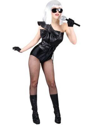 Lady Pop Star Costume SF-0090