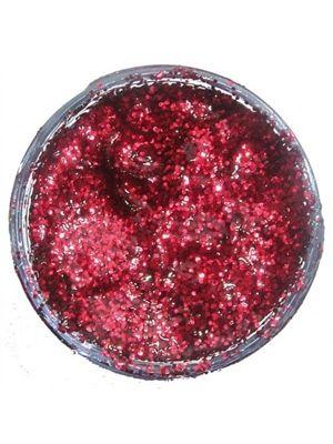 Glitter Gel Crimson 12ml 1115555