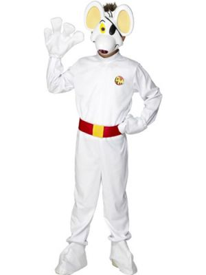 Danger Mouse Official Costume Boys 29478