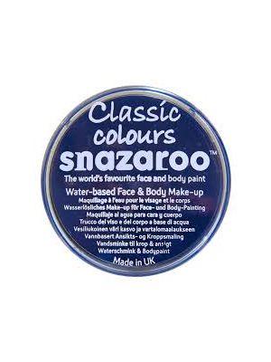 Dark Blue Snazaroo 18ml Face Paint