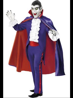 Count Dracula Costume 34113