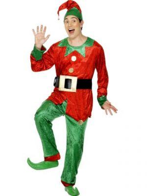 Smiffys Elf Costume  31781