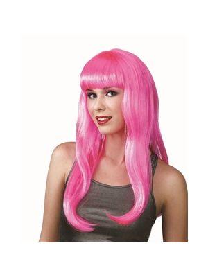 Fantasy Pink Wig EW-8216