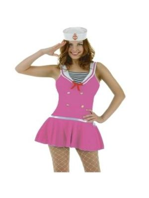 First Mate Pink Costume HML073
