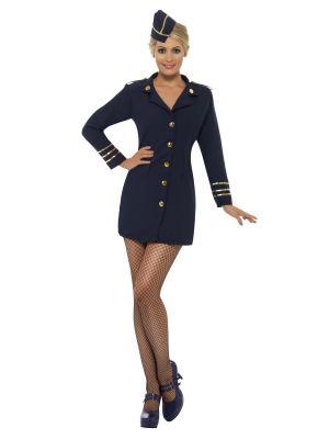 Flight Attendant Costume Smiffys 28879