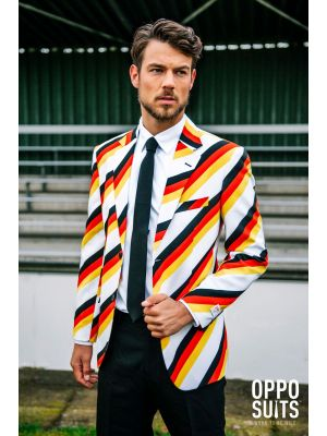 OppoSuits Der Germanator Fancy Dress Suit 0058