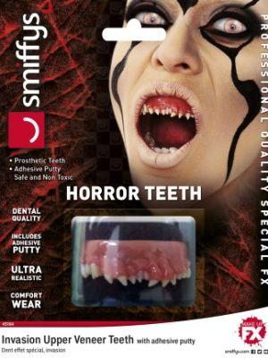 Horror Teeth Invasion 45184