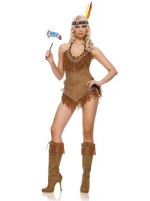 Indian Girl Costume  83008