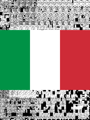 Italy 5ft x 3ft Football Rugby World Cup Supporter Flag