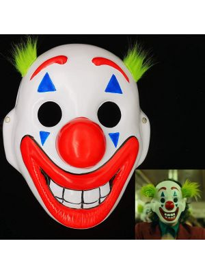 Joker 2019 Clown Mask 50026 Smiffys