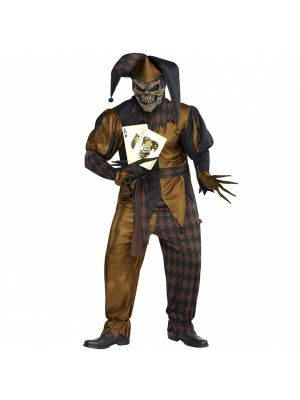 Jokers Wild Adult Costume 844175-55