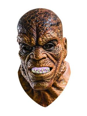 KIller Croc Latex Mask 68851