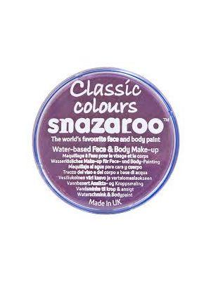 Lilac Snazaroo 18ml Face Paint 1118877