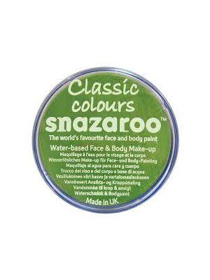 Lime Green Snazaroo 18ml Face Paint 1118433