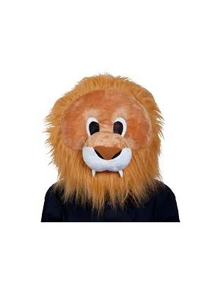 Animal Plush Lion Head Wicked Fancy Dress 1282