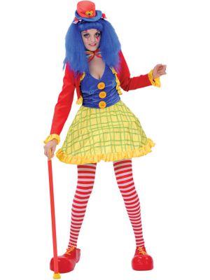 Coco Clown Girl Costume EF-2087