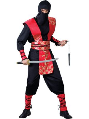Ninja Master Costume EM-3086