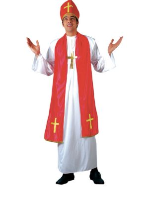 Holy Cardinal Costume EM-3090