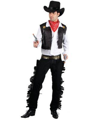 Wild West Cowboy Costume EM-3124