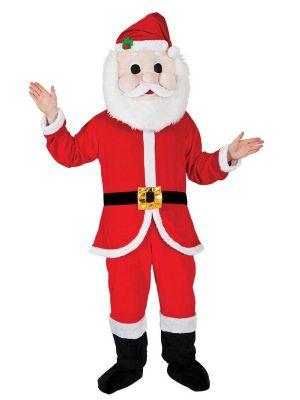 Santa Mascot Fancy Dress Costume MA-8559