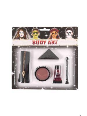 Make up zombie 5 PC set v35 327