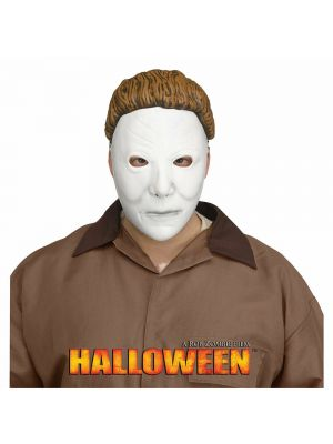Michael Myers Beginning Memory Flex Mask Wicked Costumes