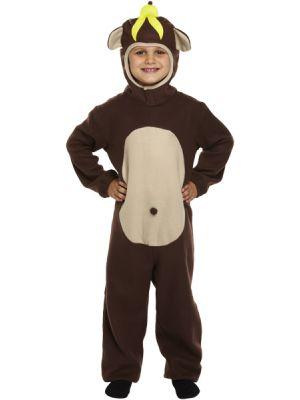 Monkey Kid Costume U37 879