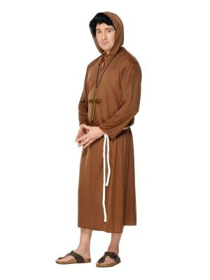 Monk Costume 20424 Smiffys