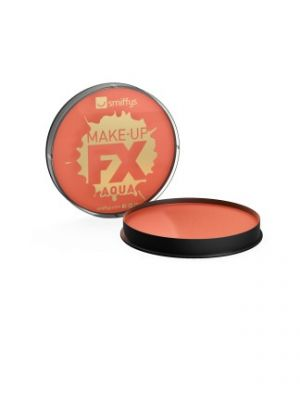 Smiffy's Make-up FX Orange Aqua Face and Body 23732