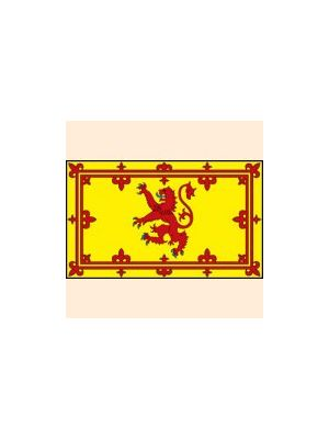 Scotland Scottish Rampant Lion 5ft x 3ft Flag Rugby Football