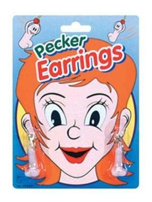 Pecker Earrings