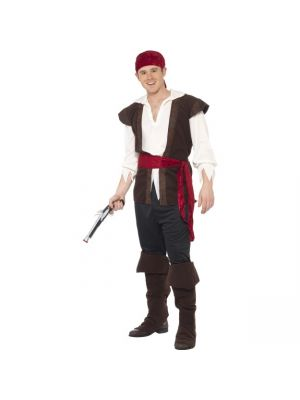 Pirate Deck Mate Costume 20469 Smiffys
