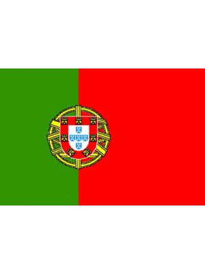 Portugal 5ft x 3ft Football Rugby World Cup Supporter Flag