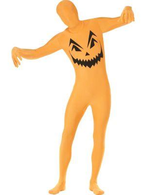 Pumpkin Second Skin Costume 24614