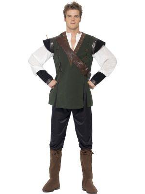 Robin Hood Costume Smiffys 29076