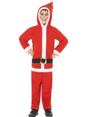 Smiffy's Santa Boy Costume  33742