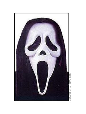 Scream 4 Official Mask - Official Movie Item