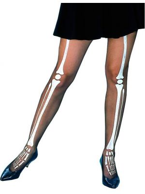 Adult Skeleton Tights Best Dressed V37 648