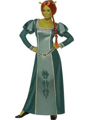 Smiffys Shrek Fiona Costume Licensed 39452