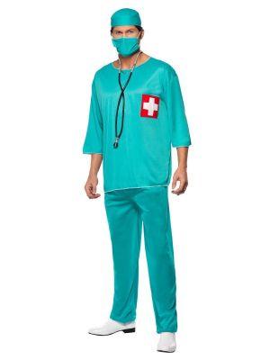 Surgeon Costume 21781 Smiffys