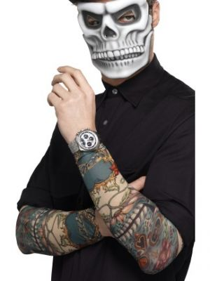 Day of the Dead Tattoo Sleeve 44225