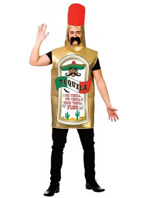 Tequila Bottle Costume FN-8628