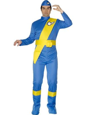 Thunderbirds Virgil Costume Official LIcensed 28919