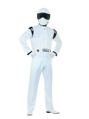 Top Gear 'The Stig' Official Licensed Costume